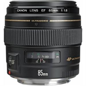 Canon EF 85mm F/1.8 USM Camera Lens